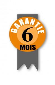 Garantie de 6 mois